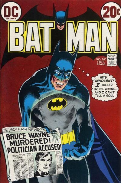BATMAN Denny O´Neil y Neal Adams