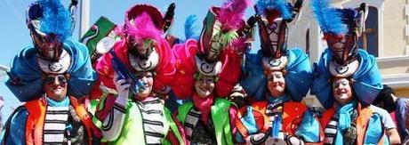 Carnaval de Cádiz, Tenerife y Sitges