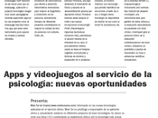 Charlas psicología Palma Mallorca