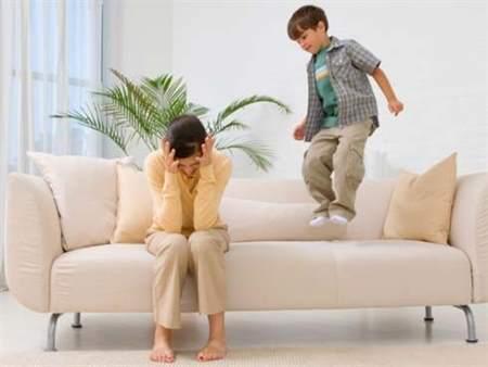 el comportamiento de los niños