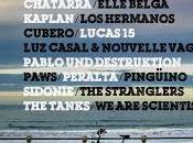 incorporaciones para Gijón Sound Festival