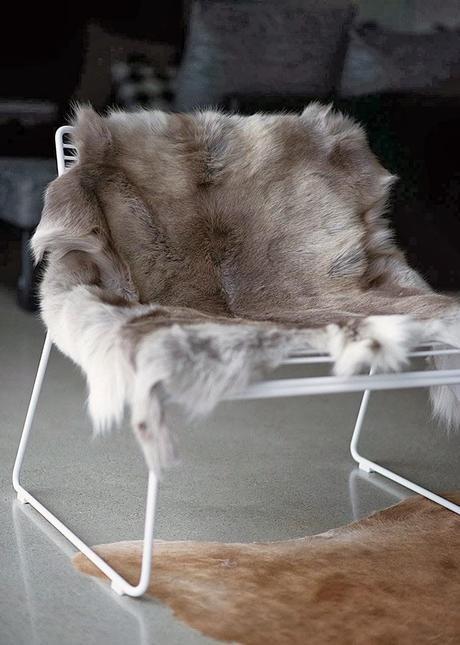 Preciosa y ecléctica: vivan los grises!