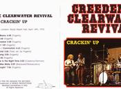FRIDAY NIGHT LIVE (16): Creedence Clearwater Revival Royal Albert Hall, Londres, 14/04/1970