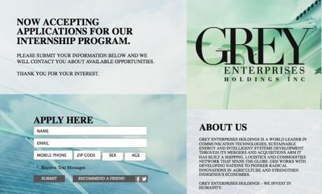 Fifty Shades Of Grey Marketing Viral Web