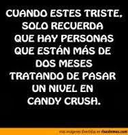 Un vicio llamado ... Candy Crush