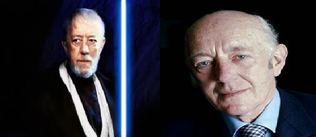 obi wan kenobi antes y despues, actores star wars