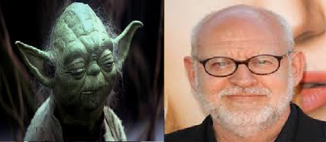 actor yoda antes y despues