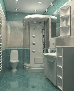 Cuartos de ba os sin ventanas paperblog for Room with attached bathroom designs