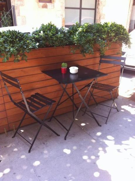 Mobiliario de poca para hosteler a para terrazas al for Mobiliario para terrazas