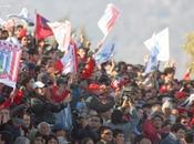 Unión calera cumplió años existencia fútbol chileno