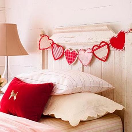 Esos peque os detalles para el hogar banderines de tela y for Detalles para el hogar decoracion