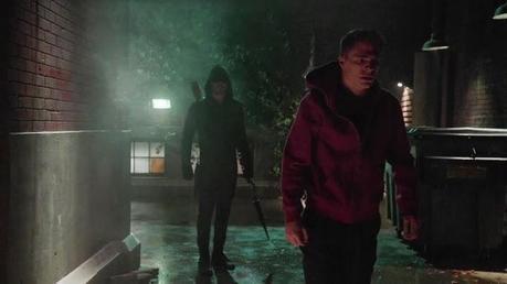 Review: Arrow S02 E11 - Blind Spot
