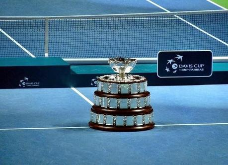 Copa Davis 2014: Enfrentamientos de 1º Ronda