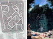 Creación jardines: laberinto Versalles