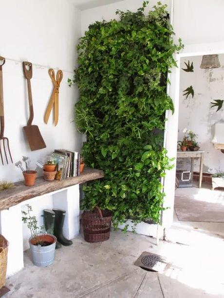 C mo decorar con jardines verticales paperblog for Jardines verticales introduccion
