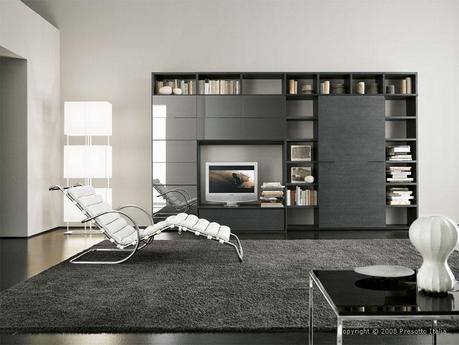 9 bellos dise os de salas modernas paperblog for Disenos de salas modernas