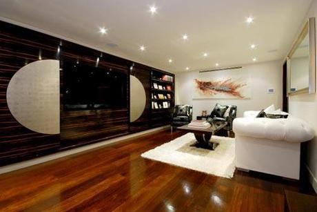 catchy modern home interior design   9 bellos diseños de salas modernas - Paperblog