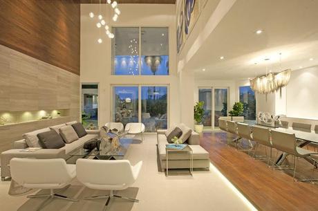 9 bellos dise os de salas modernas paperblog for Disenos de salas modernas 2016