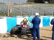 (F1) Lewis Hamilton protagonizó primer choque 2014