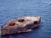 Fort Drum: acorazado hormigón isla Fraile, Filipinas