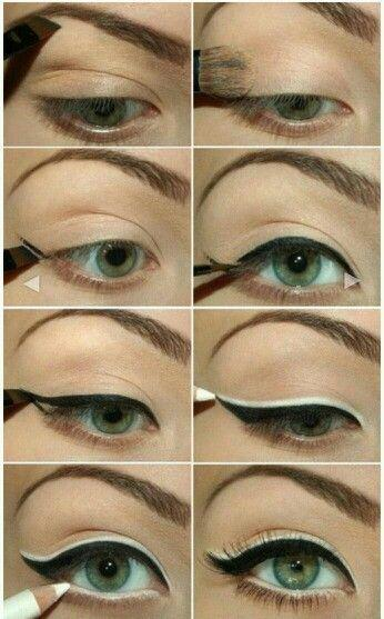Cat eye - tendencias en maquillaje primavera - verano 2014