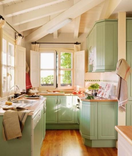 Ideas para cocinas sin comedor integrado - Paperblog