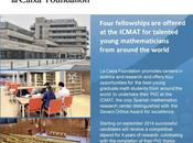 Cuatro becas doctorado Caixa ICMAT