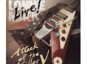 Lonnie Mack Live! Attack Killer (Alligator Records 1989)
