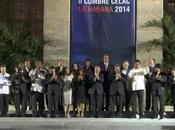 Presencia casi unánime mandatarios latinoamericanos caribeños Cumbre CELAC (+Fotos) CELAC-CUBA