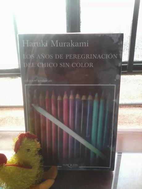 Los años de peregrinación del chico sin color - Haruki Murakami