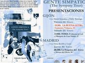 Gente Simpática: presentación Madrid