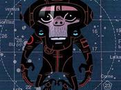Spacemonkeyz Gorillaz: Laika Come Home