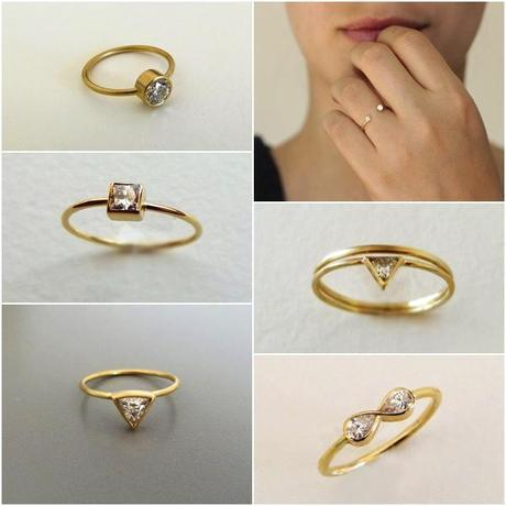 Etsy Finds. Artemer #jewelry #engagement #ring