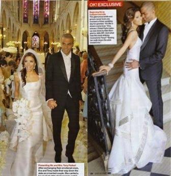 Conoce a Angel Sánchez, el diseñador del vestido de novia de Tatiana ...