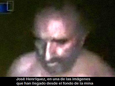 Chile: un minero evangélico entre los 33 que quieren «salir de este infierno»