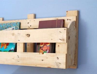 cool estantes y estanteras with estanterias hechas con palets - Estanterias Hechas Con Palets
