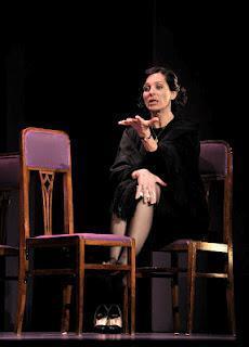 Teatro: Cinco horas con Mario, con Natalia Millán