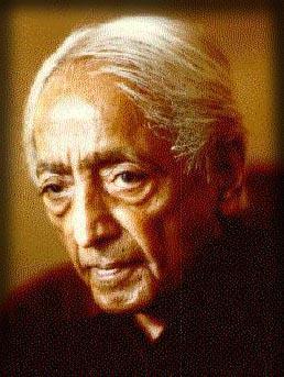 Krishnamurti; la libertad  interior...,