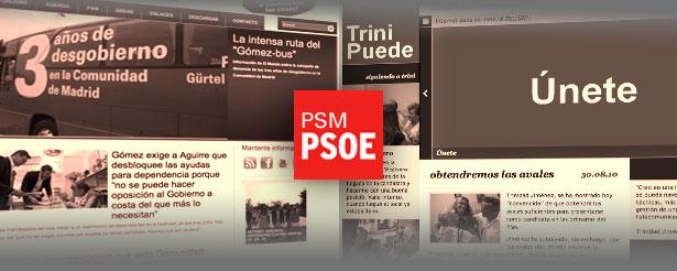 Las elecciones primarias del Partido Socialista de Madrid echan a andar en Internet