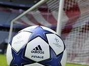 Adidas presentó balones oficiales torneos clubes UEFA