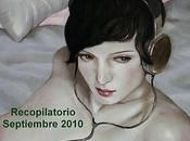 Recopilatorios MUSICA: Septiembre 2010