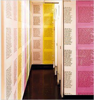 Empapelar las paredes ideas originales paperblog - Papel empapelar paredes ...