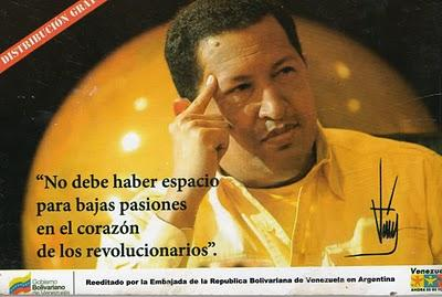 Palabra de Hugo Chávez
