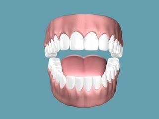 Ya no me caigo rendondo en el dentista