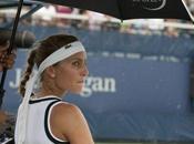 Open: Final camino para Dulko singles