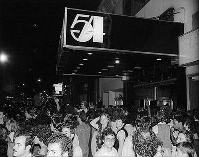 El legendario Studio 54