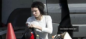 Primeras imágenes de la Lisbeth Salander de David Fincher