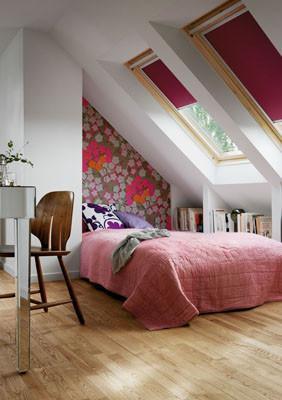 Inspírate Dormitorios En Buhardillas