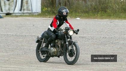 Primeras imágenes de Rooney Mara como Lisbeth Salander