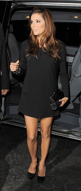 Look de la semana: EVA LONGORIA // Patinazo de la semana: MILEY CYRUS & ASHLEY GREENE // ¿Qué ha hecho LINDSAY?